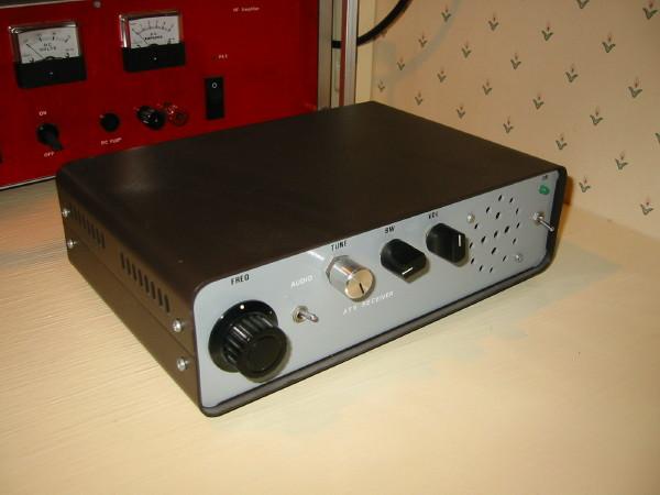 PA3GUO Home-made 1250 MHz FM ATV Receiver